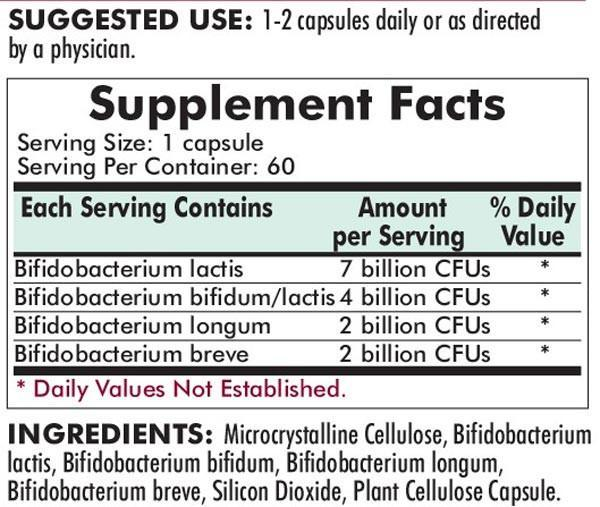 Kirkman Bifido Complex Advanced Formula