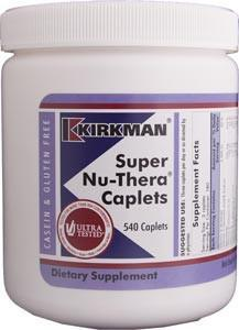 Kirkman Super Nu-Thera Caplets