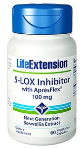 Life Extension 5-LOX Inhibitor with Apr่sFlex
