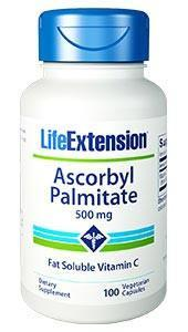 Life Extension Ascorbyl Palmitate