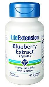 Life Extension Blueberry Extract