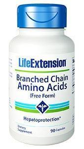 Life Extension Branched Chain Amino Acids