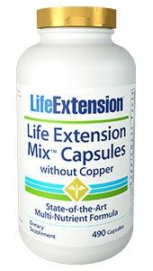 Life Extension Life Extension Mix without Copper