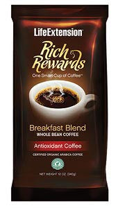Life Extension Rich Rewards Breakfast Blend