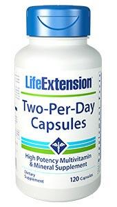 Life Extension Two-Per-Day