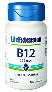 Life Extension Vitamin B12