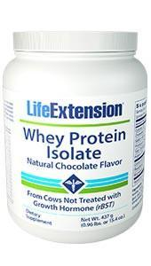 Life Extension Whey Protein Isolate