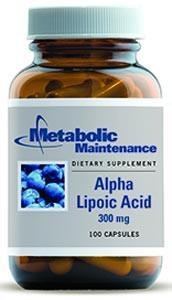 Metabolic Maintenance Alpha Lipoic Acid