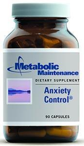 Metabolic Maintenance Anxiety Control Plus