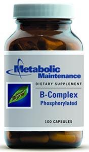 Metabolic Maintenance B-Complex Phosphorylated