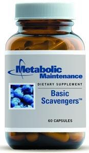 Metabolic Maintenance Basic Scavengers