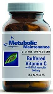 Metabolic Maintenance Buffered Vitamin C