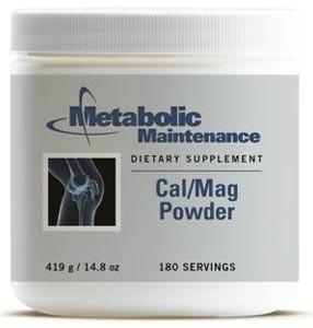 Metabolic Maintenance Cal/Mag Powder