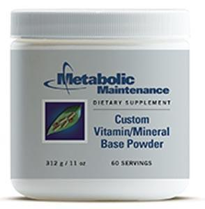 Metabolic Maintenance Custom Vitamin/Mineral Base Powder