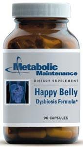 Metabolic Maintenance Happy Belly