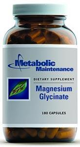 Metabolic Maintenance Magnesium Glycinate