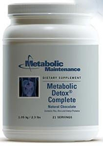 Metabolic Maintenance Metabolic Detox Complete