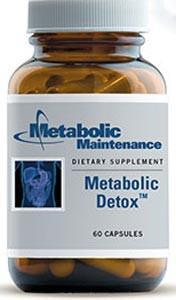 Metabolic Maintenance Metabolic Detox