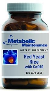 Metabolic Maintenance Red Yeast Rice with C0Q10
