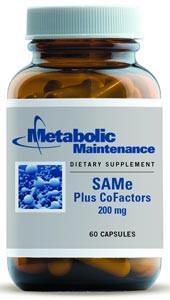 Metabolic Maintenance SAMe Plus Co-factors