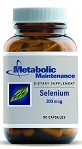 Metabolic Maintenance Selenium