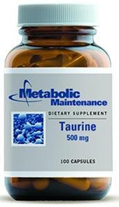 Metabolic Maintenance Taurine