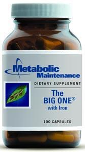 Metabolic Maintenance The BIG ONE with Iron
