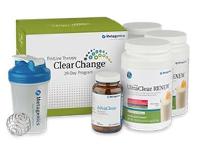 Metagenics Clear Change 28 Day Program with UltraClear RENEW
