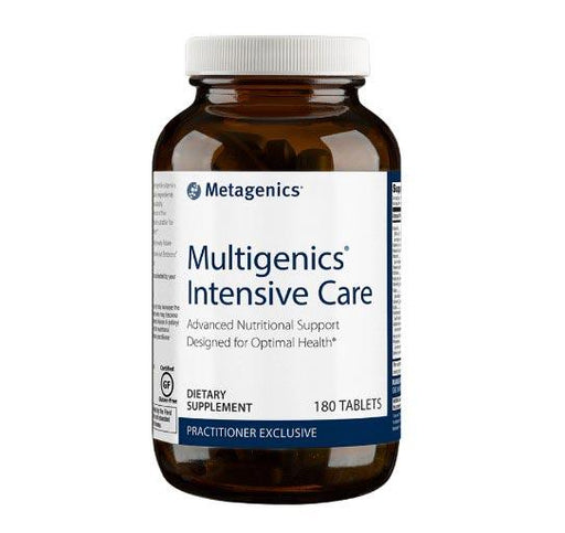 Metagenics Multigenics Intensive Care