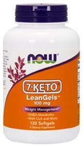 NOW 7-KETO LeanGels