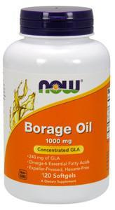 NOW Borage Oil