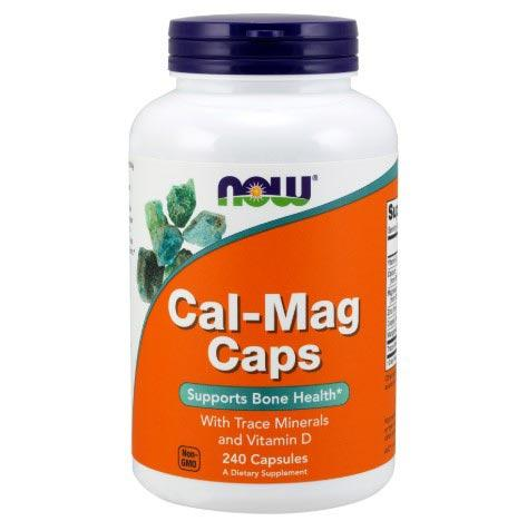 NOW Cal-Mag Capsules
