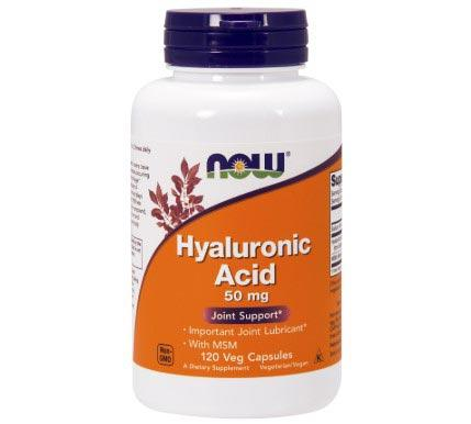 NOW Hyaluronic Acid with MSM