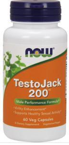 NOW TestoJack 200