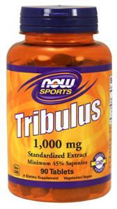 NOW Tribulus 1,000 mg