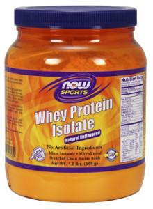 NOW Whey Protein Isolate