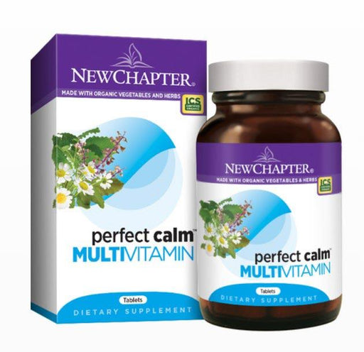 New Chapter Perfect Calm Multivitamin