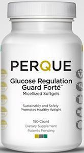 Perque Glucose Regulation Guard Forte