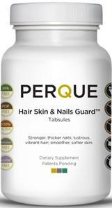 Perque Hair, Skin & Nails Guard