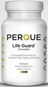 Perque Life Guard Chewables