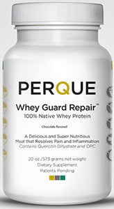 Perque Whey Guard Repair