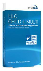 Pharmax HLC Child + Multi