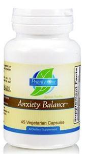 Priority One Anxiety Balance