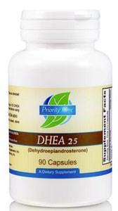 Priority One DHEA 25
