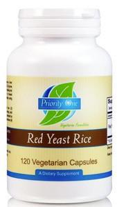 Priority One Red Yeast Rice