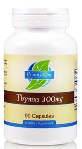 Priority One Thymus 300mg