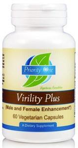 Priority One Virility Plus