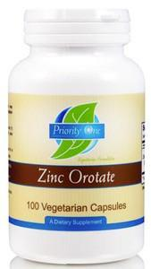 Priority One Zinc Orotate