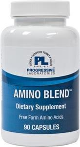 Progressive Laboratories Amino Blend Caps