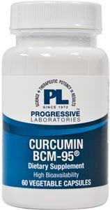 Progressive Laboratories Curcumin BCM-95